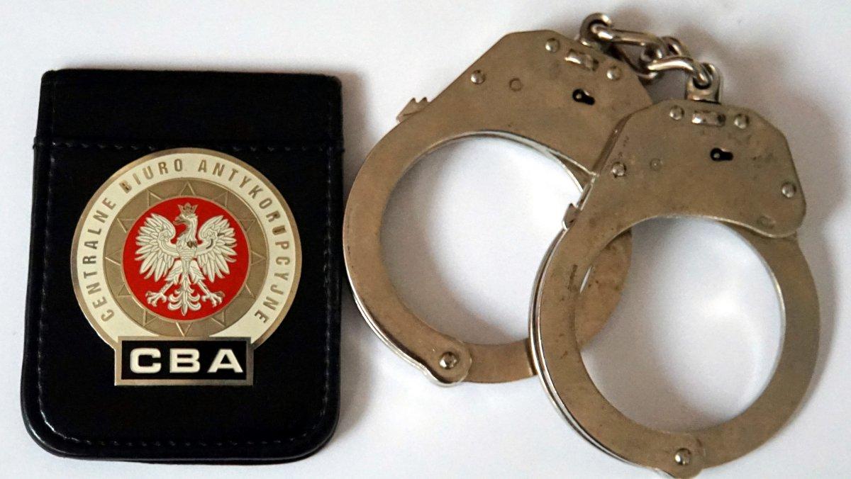 CBA: 3 zatrzymanych za wyłudzenie ponad 3 mln zł